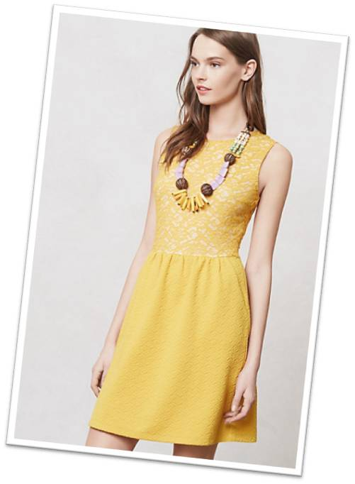 Anthropologie Dress for Wedding