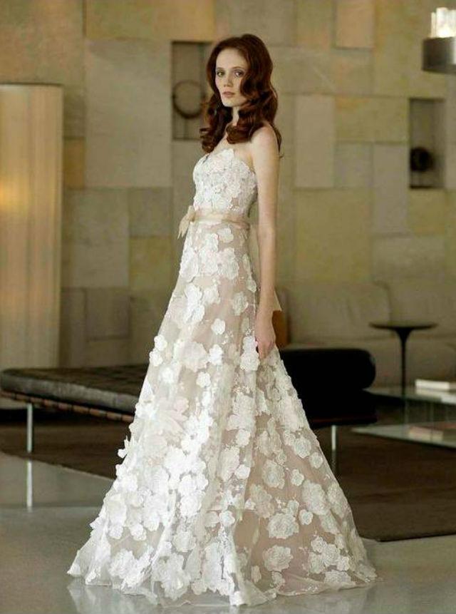 Beatrice Wedding Dress by Mira Zwillinger