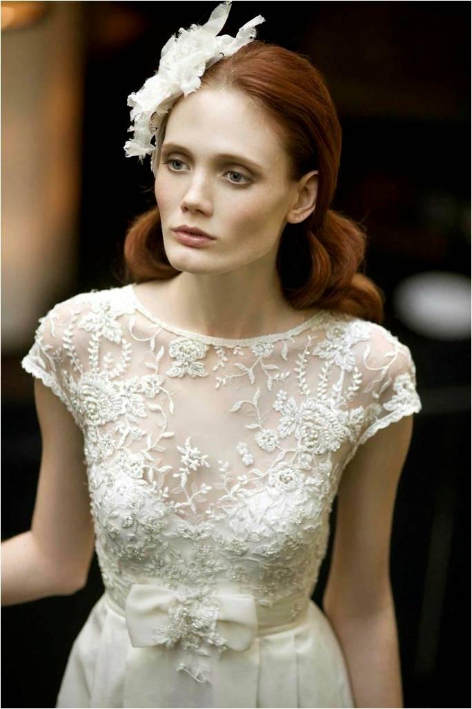 Chloe Wedding Dress by Mira Zwillinger