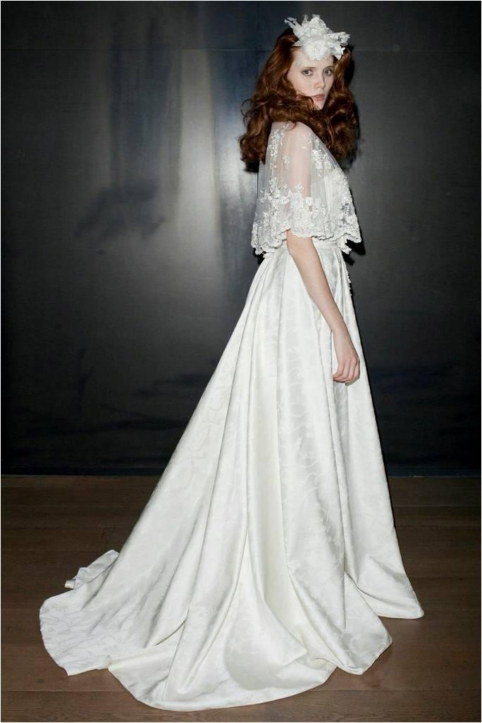 Claris Wedding Dress by Mira Zwillinger