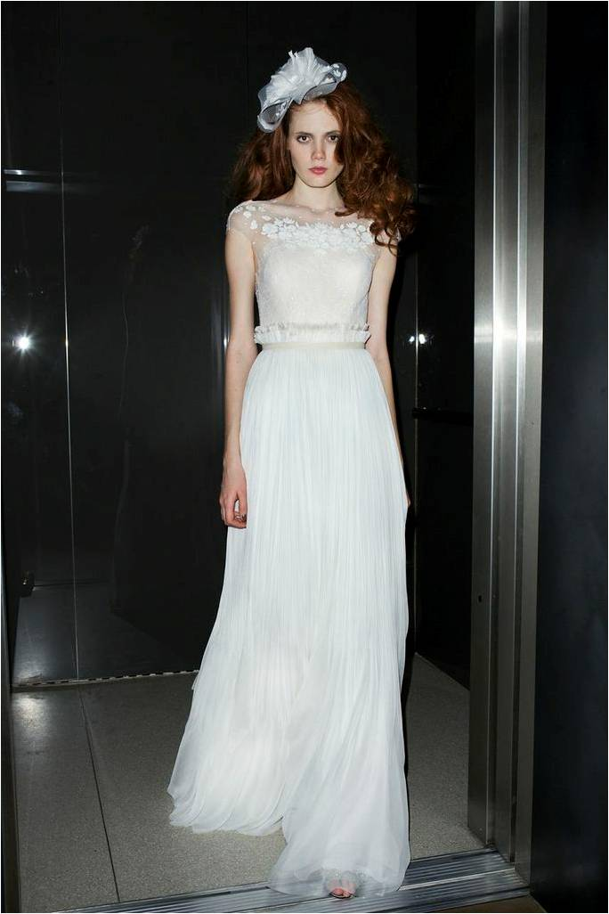 Flora by Mira Zwillinger 2013 Bridal Collection