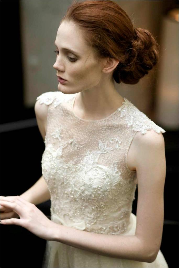 Grace Wedding Dress by Mira Zwillinger