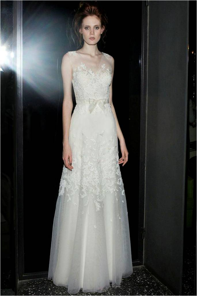 Karina Couture Bridal Gown by Mira Zwillinger