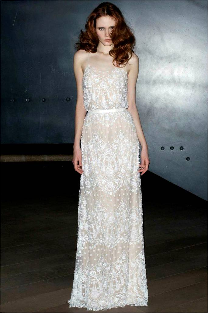 Mira Zwillinger 2013 Couture Bridal Collection