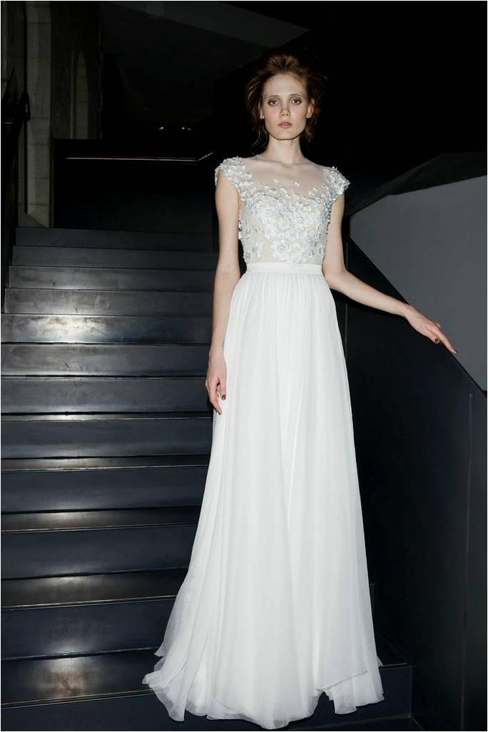 Sira Wedding Dress by Mira Zwillinger