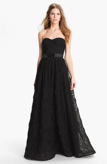 Black Ballgown