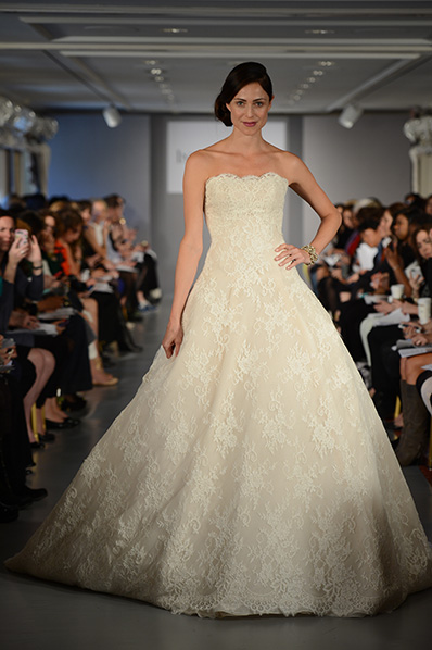 Wedding Dresses By Ines Di Santo Spring Summer 2014