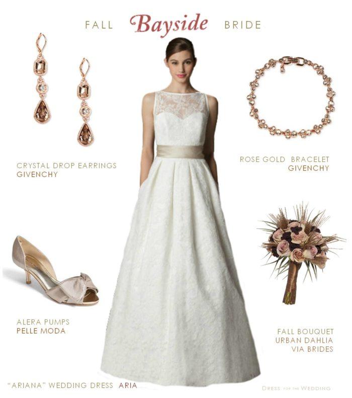 Fall Bride Look