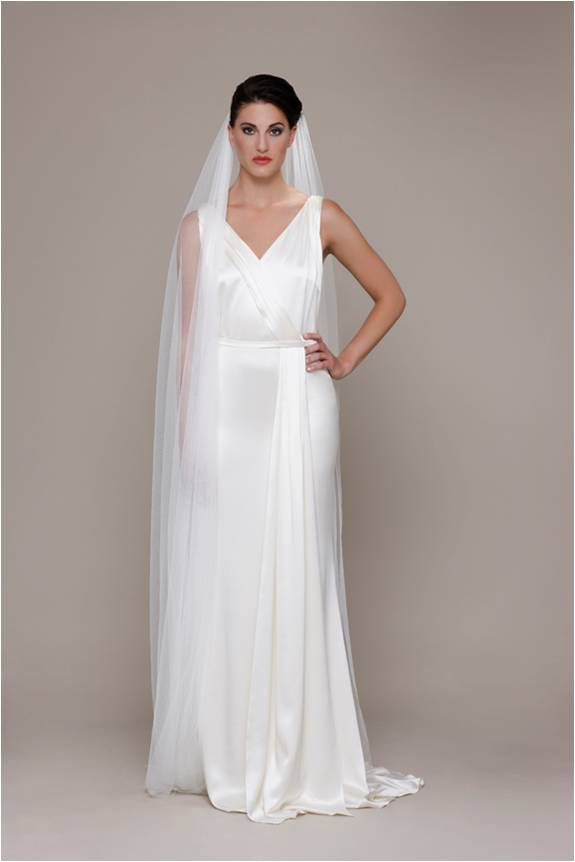 Elizabeth Stuart Bride White Label 2014