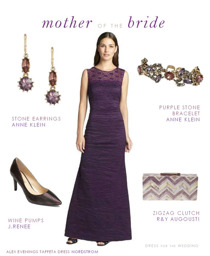 Fall Dresses To Wear To A Wedding Mother Of Purple Mother of the Bride