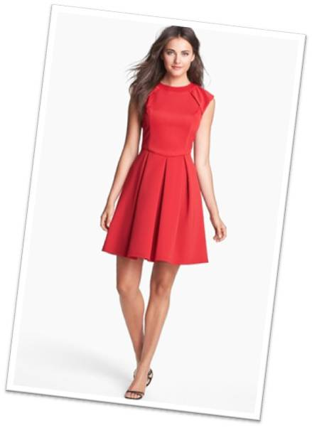 Is it ok to wear red to a wedding?
