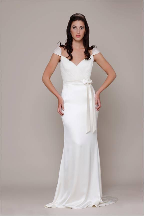 Wedding Dress by Elizabeth Stuart