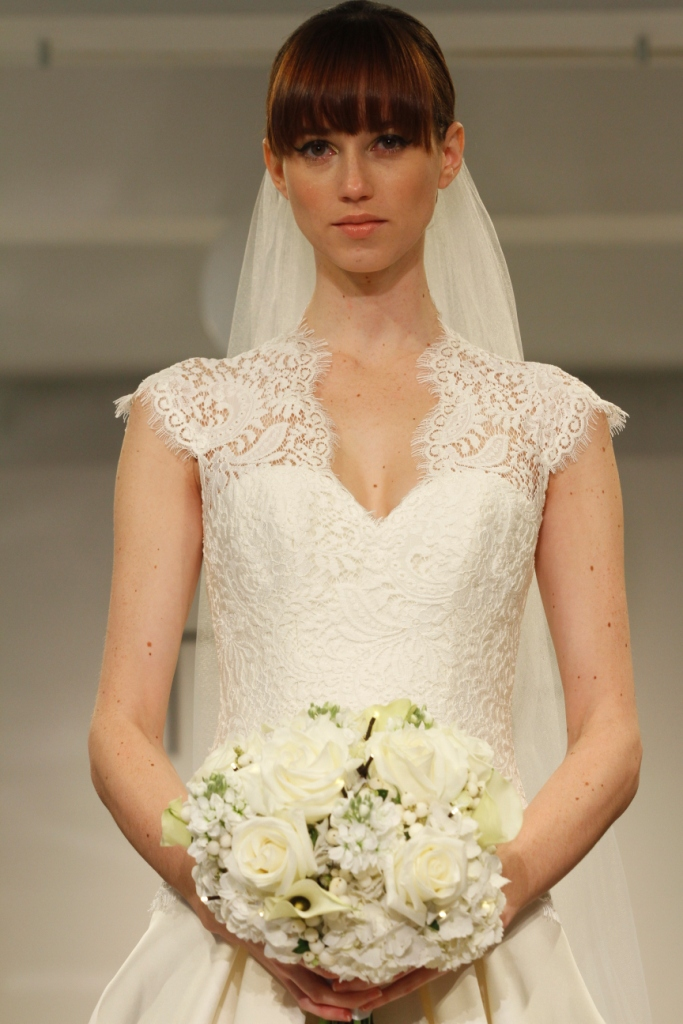 Bernadette by Theia 2014 Lace Wedding Dress