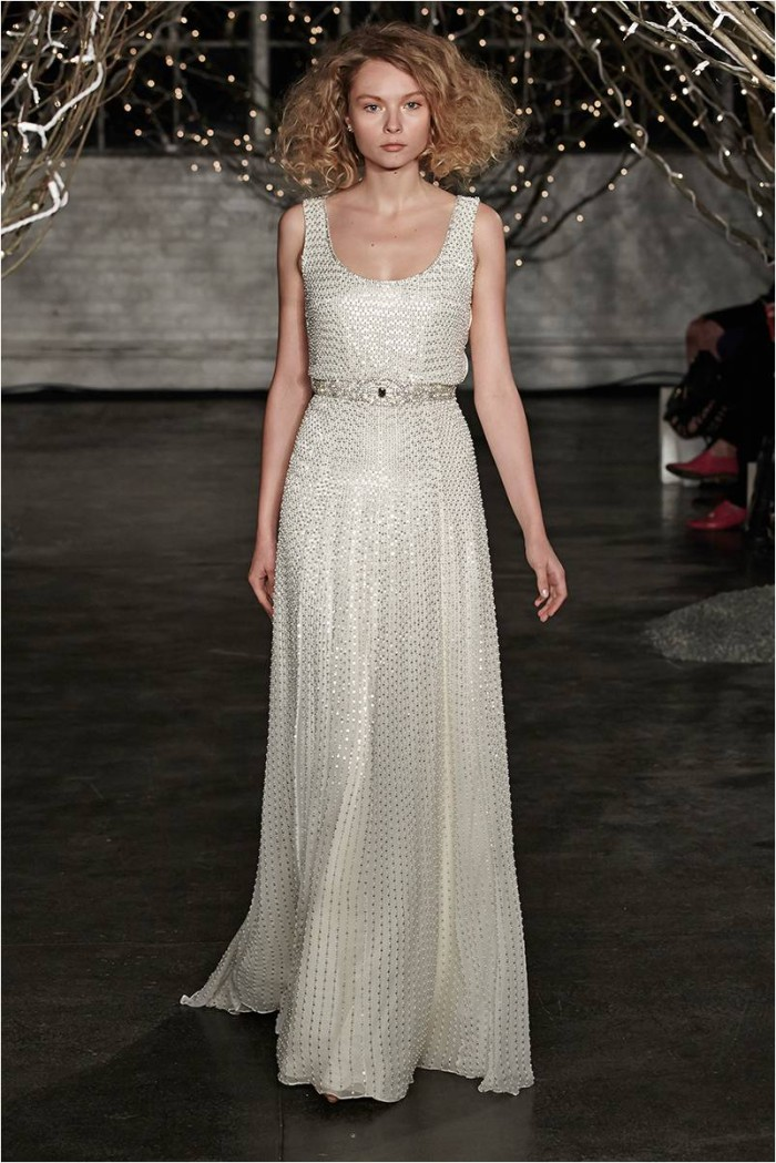 Beaded Gown by Jenny Packham
