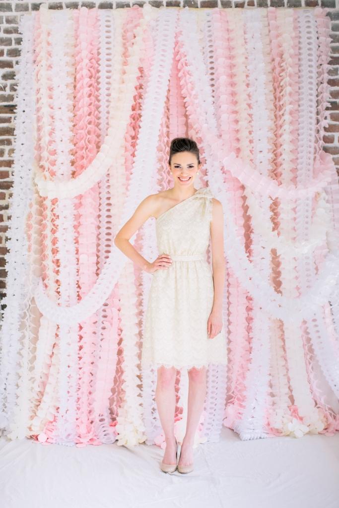Little White Dress by LulaKate