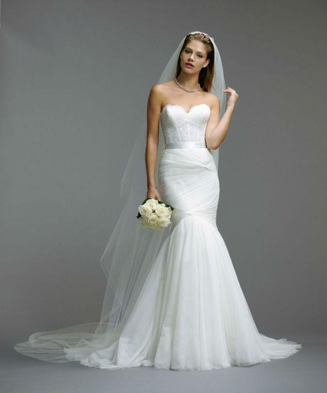 Watters Wedding Dresses: Watters Wedding Dresses Spring 2014