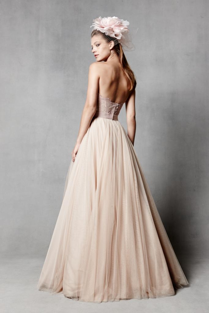 Carina by Watters Spring 2014 Blush Wedding Dress 5089B 5018B_011_a