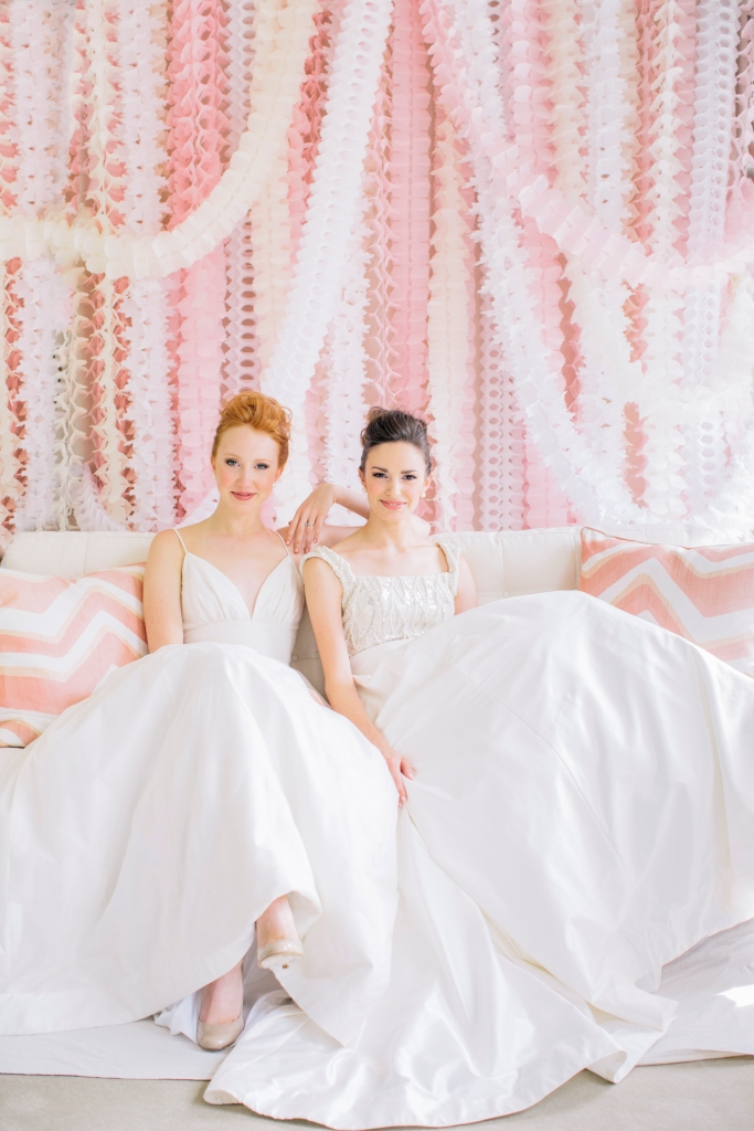 LulaKate 2014 Collection: Wedding Dresses and Little White Dresses
