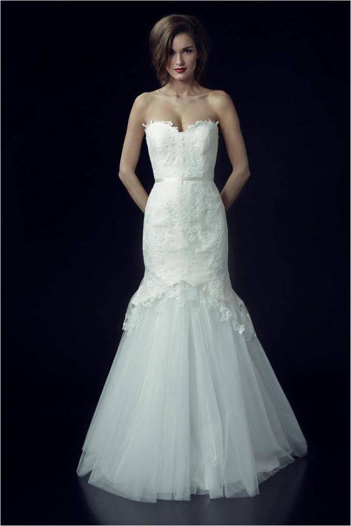 Heidi Elnora 2014 Wedding Dress Charlotte Fleur_front