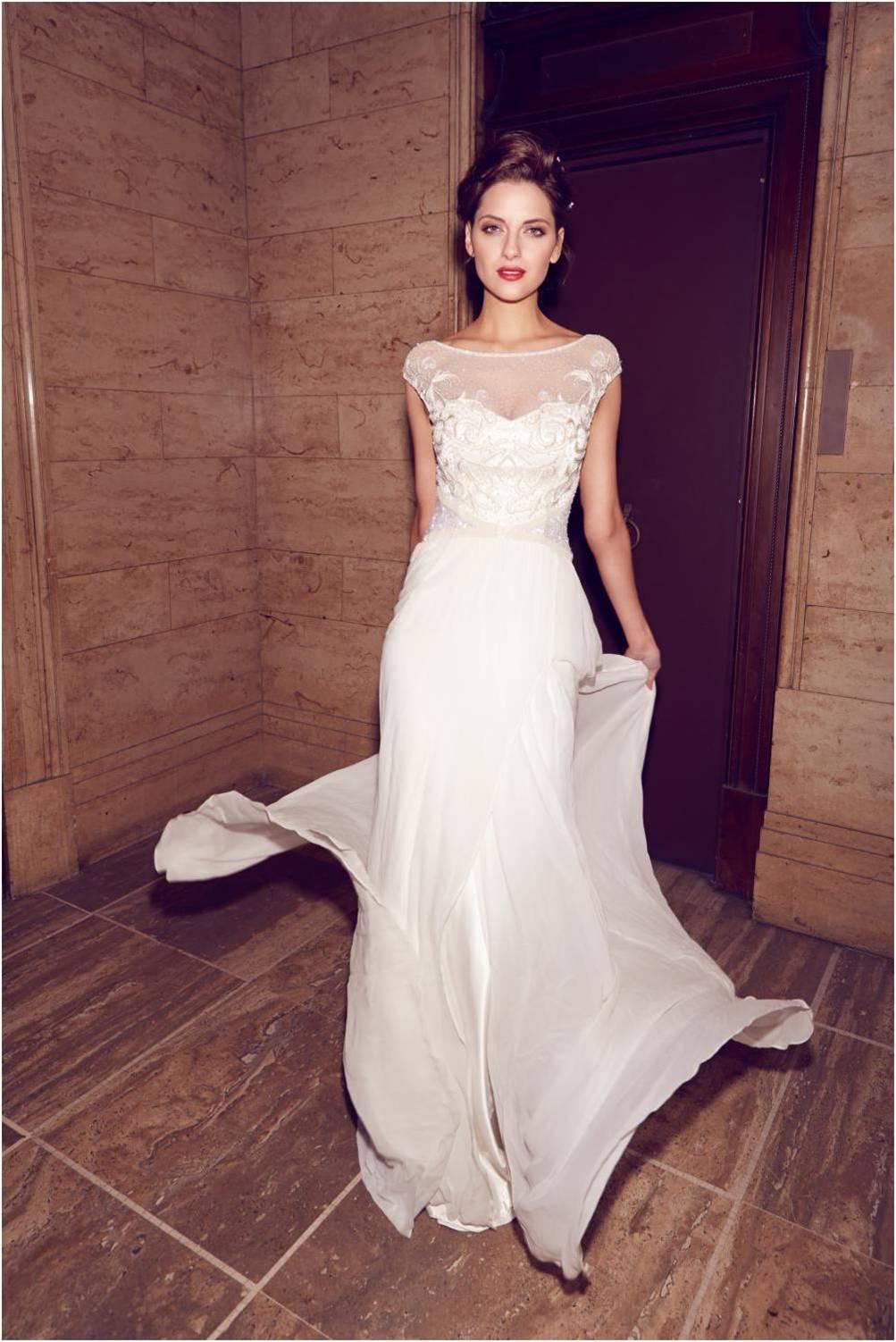 Karen willis holmes wedding dresses 2014 for Wedding dress instagram