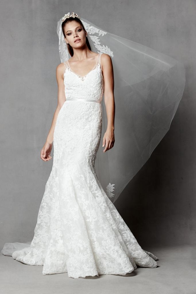 Janan Wedding Dress by Watters Style 5017B