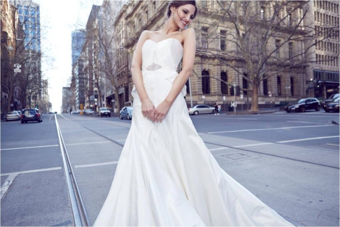 KWH Bespoke - Alassandra Wedding Dress