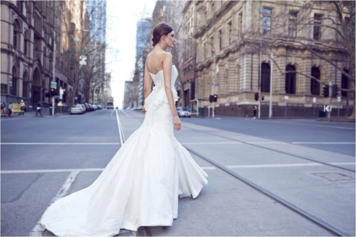 KWH Bespoke - Alassandra Wedding Gown