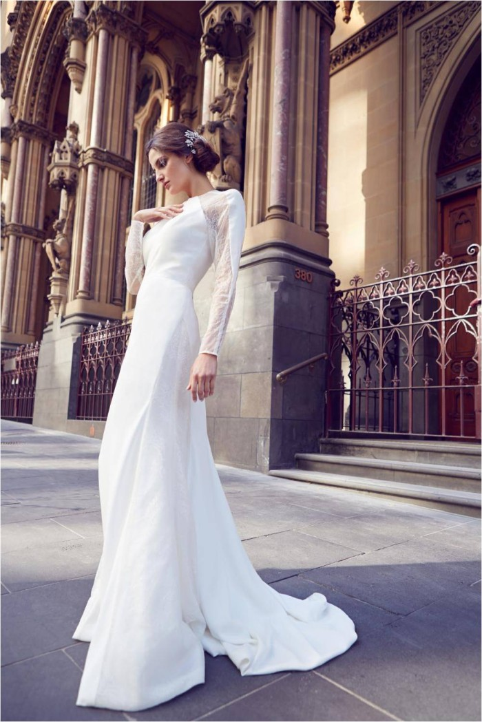 KWH Bespoke - Emmy Wedding Dress