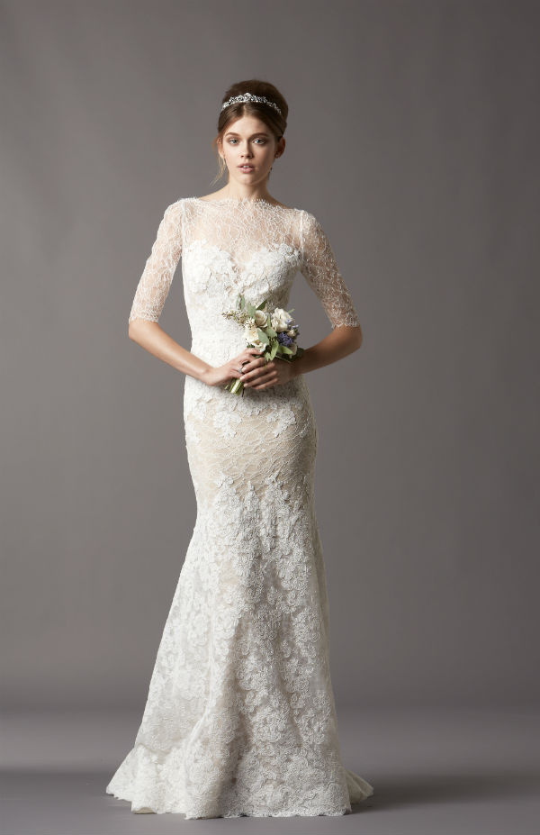 Kerry Lace Wedding Dress by Watters