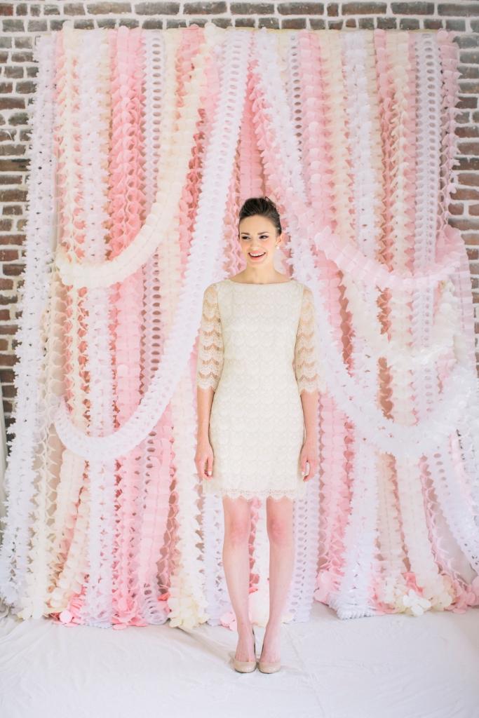 Lindsey Long Sleeve Lace Dress