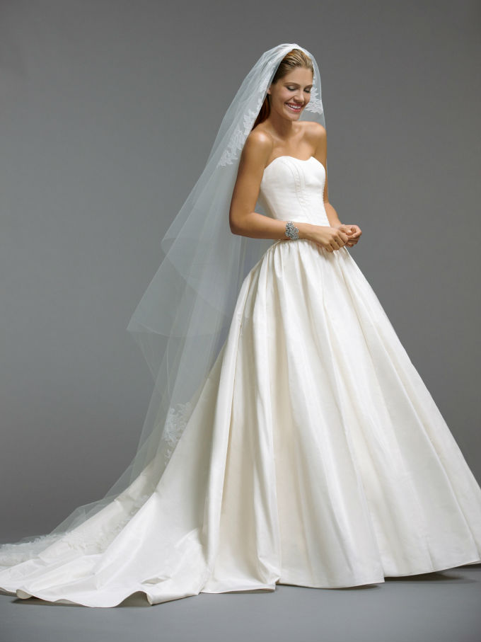 Luvina Watters Spring 2014 5059B Ball Gown Style Wedding Dress