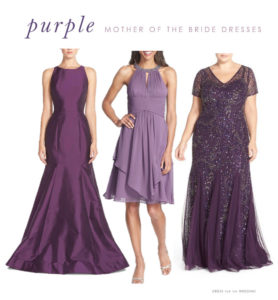 Purple Mother of the Bride Dresses | Purple Mother of the Groom Dresses