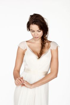 Saja Wedding Dress 2014 Style HB6365