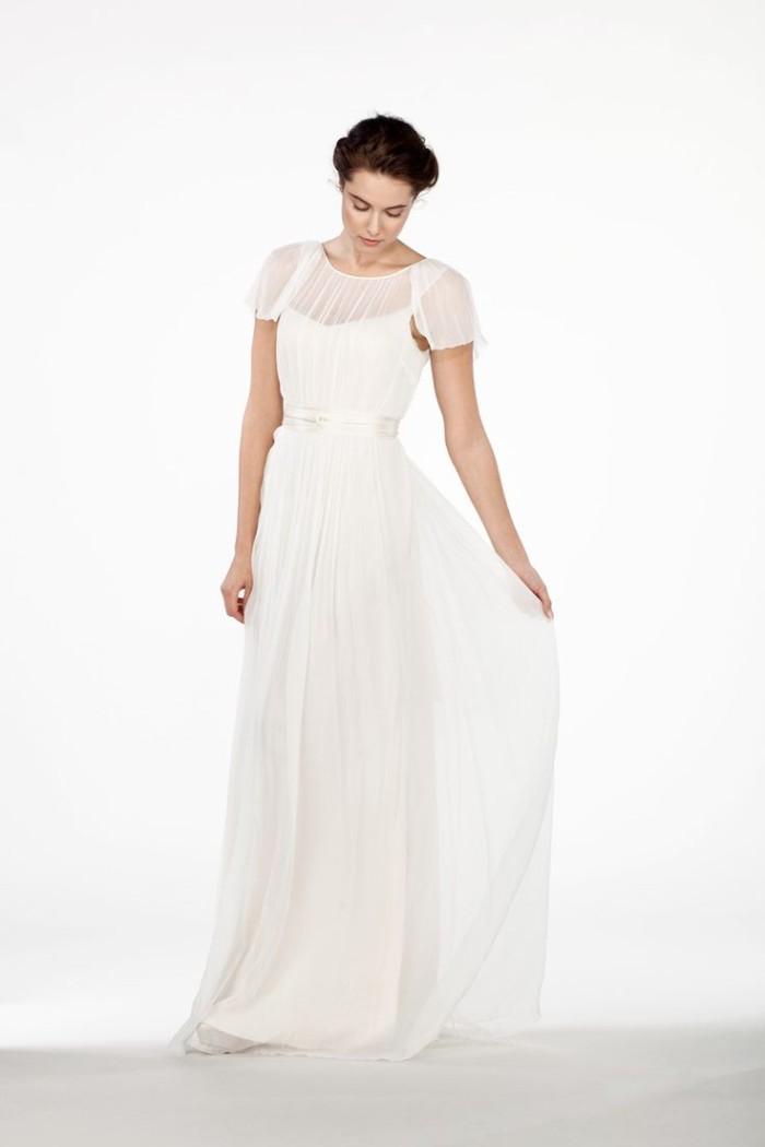 Saja Wedding Dresses 2014 Style CH6300