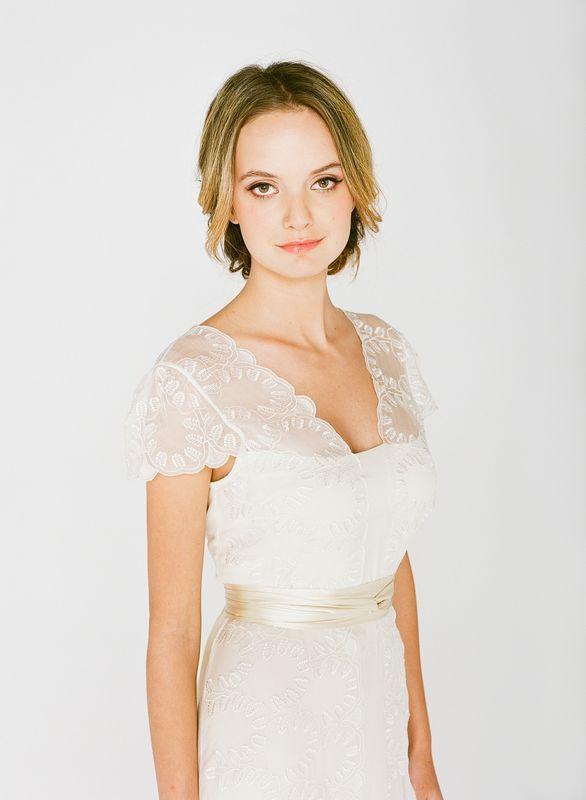 Saja Wedding Dresses Style LD6015 close