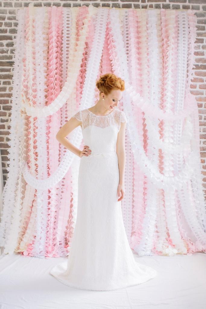 Stanwyck Wedding Dress by Lulakate