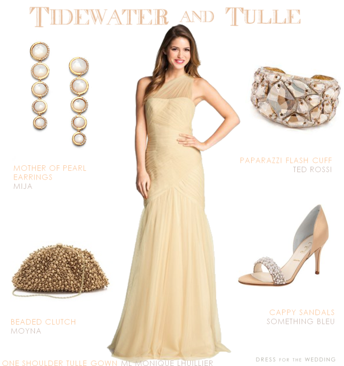Tidewater and Tulle Ivory Bride edit