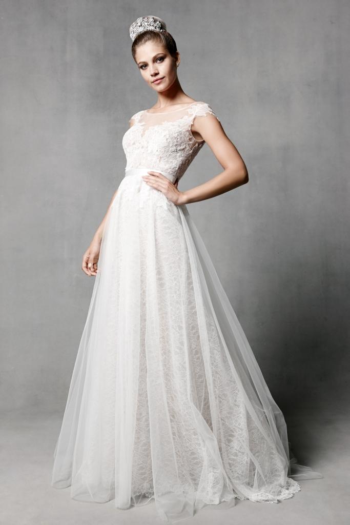 Farah Watters Wedding Dresses Style 5010B Spring 2014