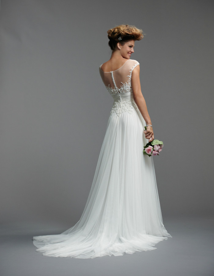 Watters Wedding Dress  Ghila Back5086B_067_a