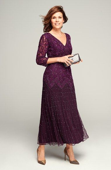 6de40ed2ecb beaded purple dress for the mother of the bride