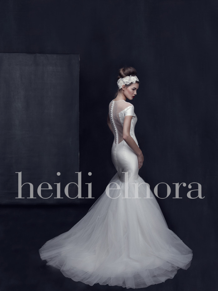 Heidi Elnora Wedding Dresses, Designer Wedding Dresses, Heidi Elnora 2014 Collection