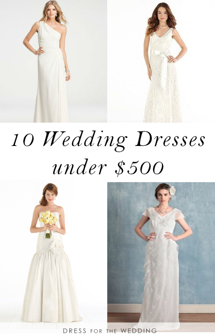 10 wedding dresses under 500 for Modest wedding dresses under 500