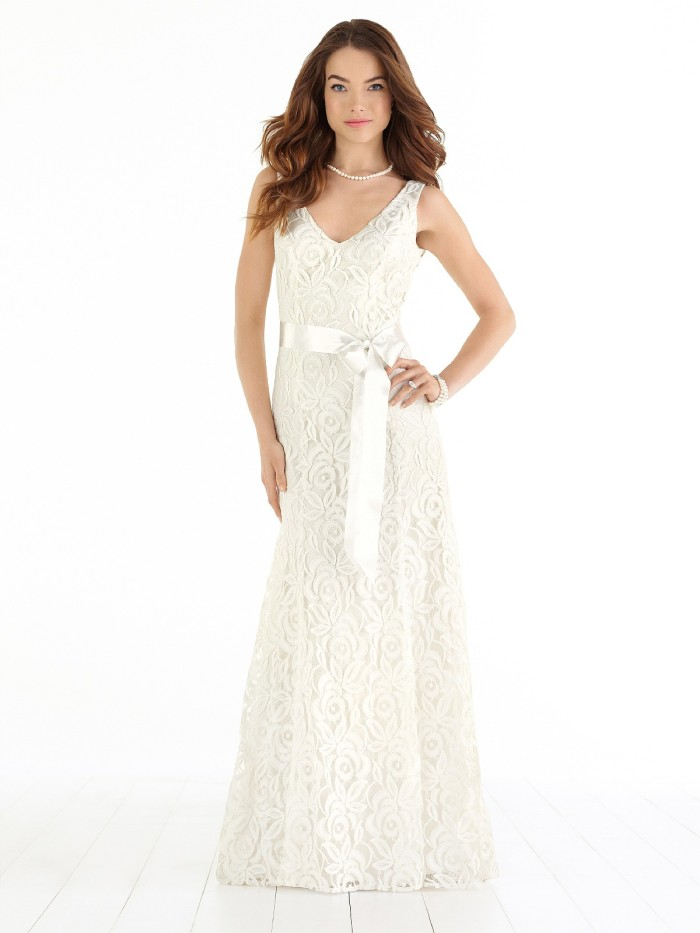 lace wedding dress under $500