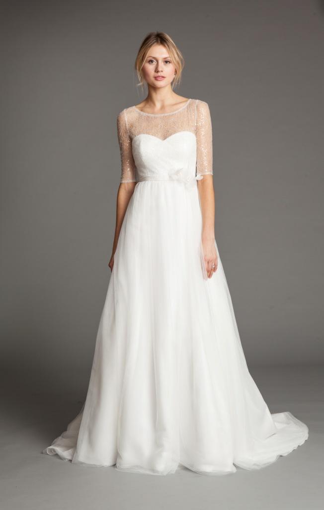Jenny yoo wedding dresses 2014 for Jenny beckman wedding dresses