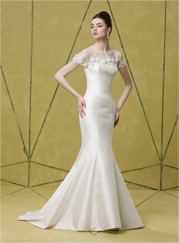 Audrey Badgley Mischka Bride