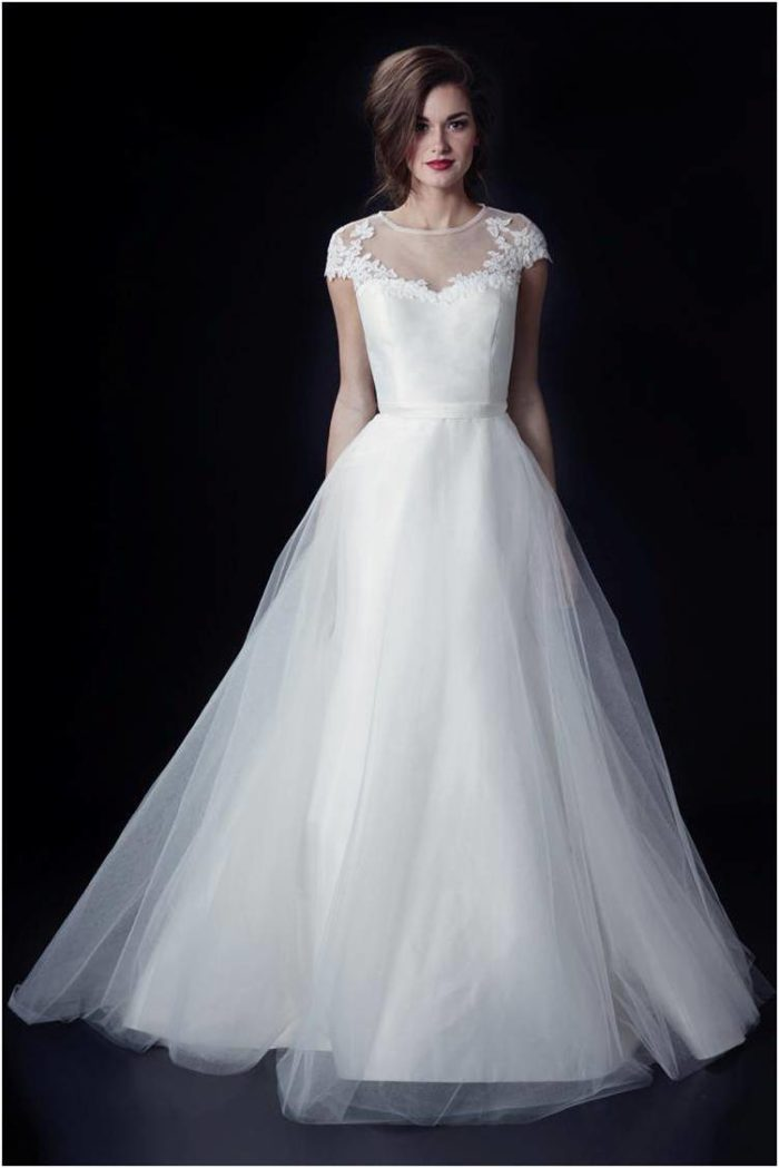 2014 Wedding Dresses Clara by Heidi Elnora