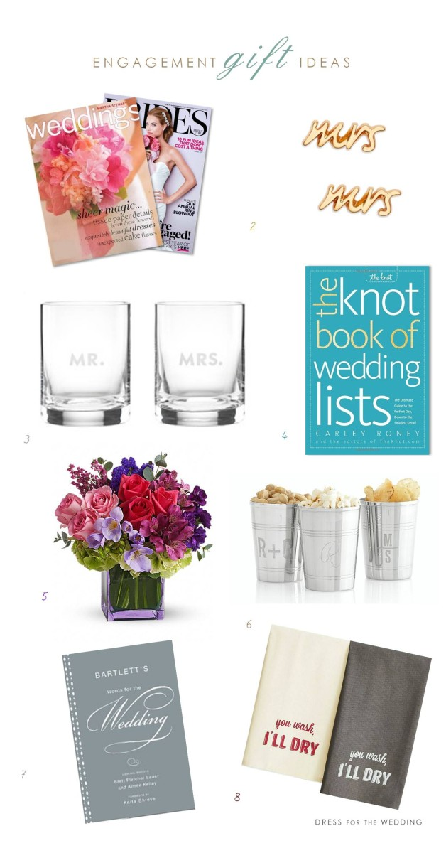 funny bridesmaids photo ideas - 8 Great Engagement Gift Ideas