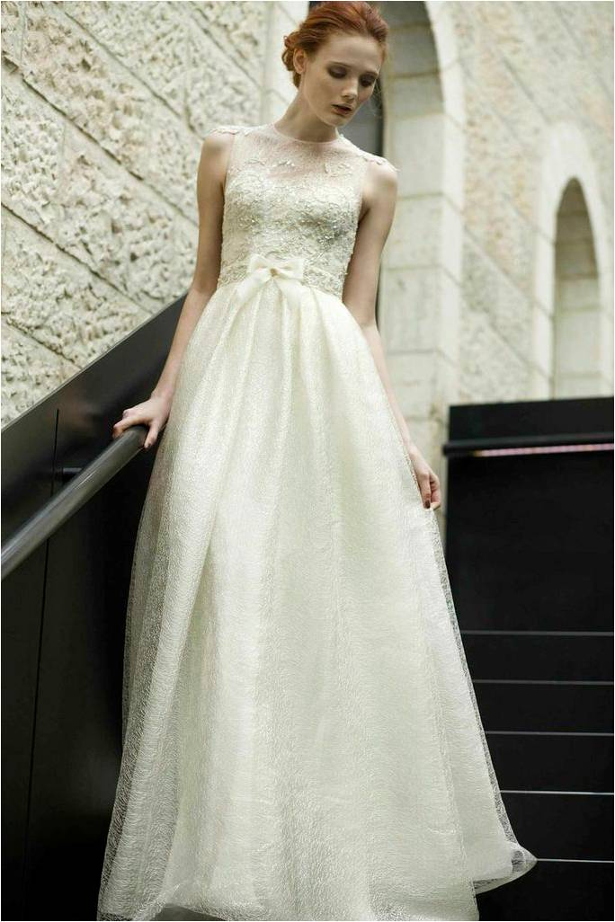 Grace Wedding Dress Mira Zwillinger 2013