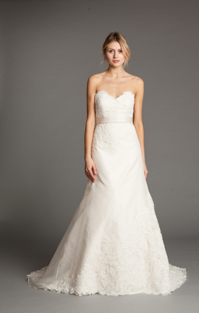 Provence by Jenny Yoo Wedding Dress for 2014