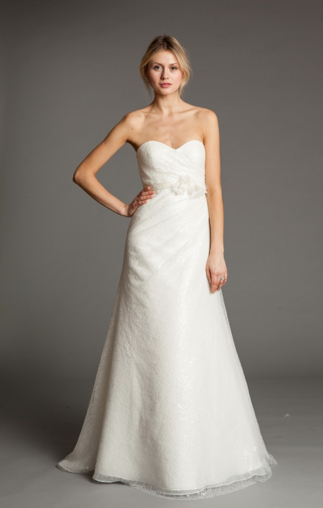 Taylor By Jenny Yoo Wedding Dress